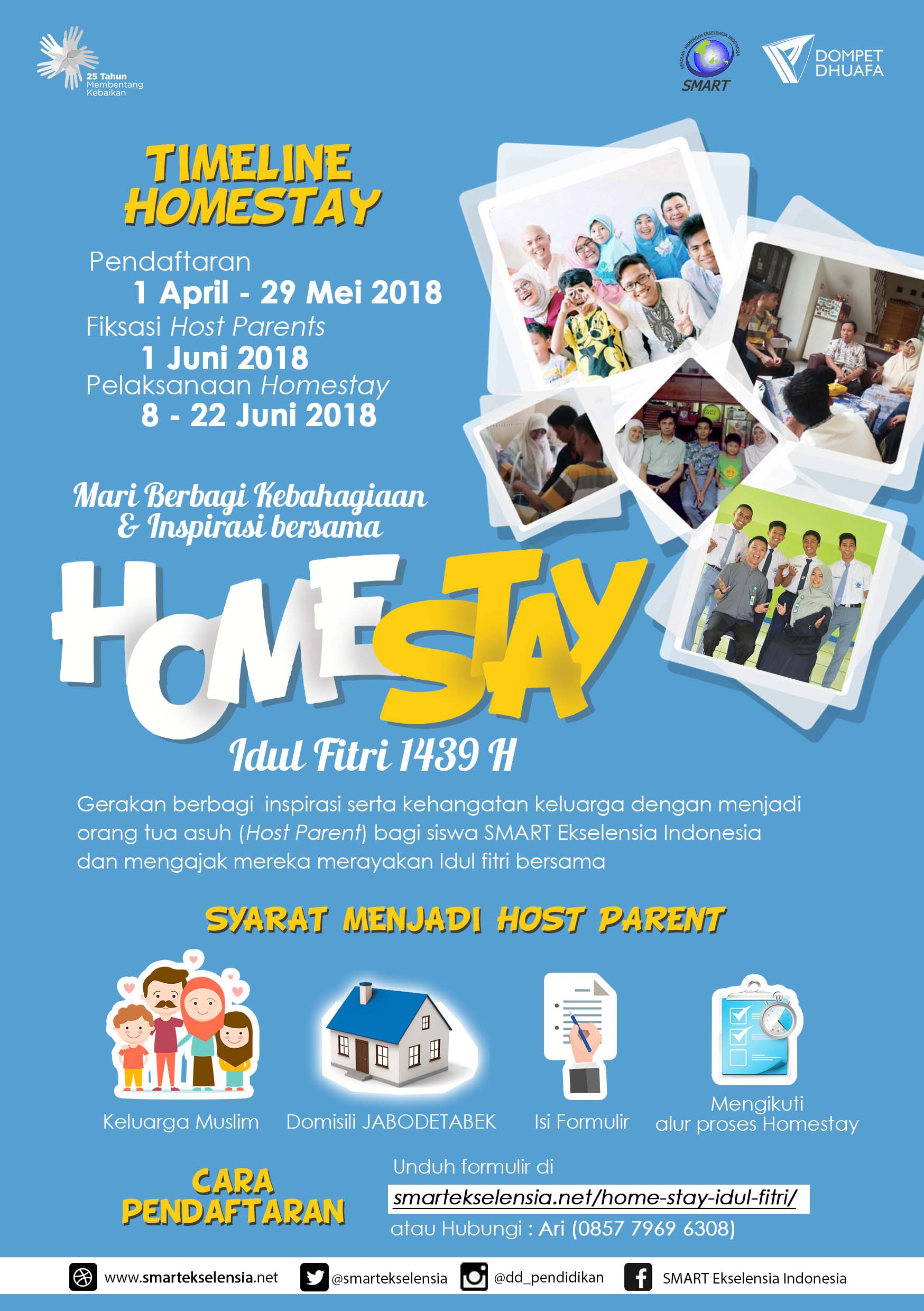 Home Stay SMART