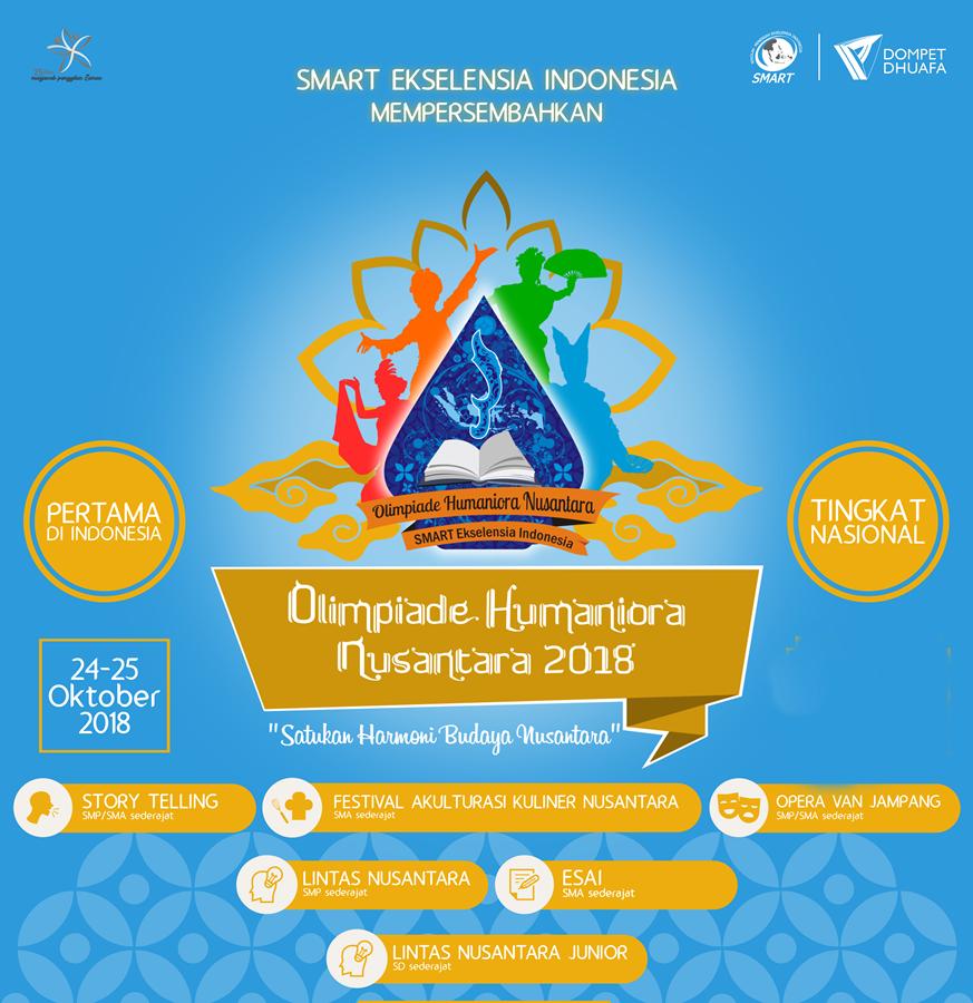 Olimpiade Humaniora Nusantara